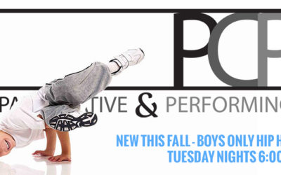 Boys Hip Hop Class – New This Fall!