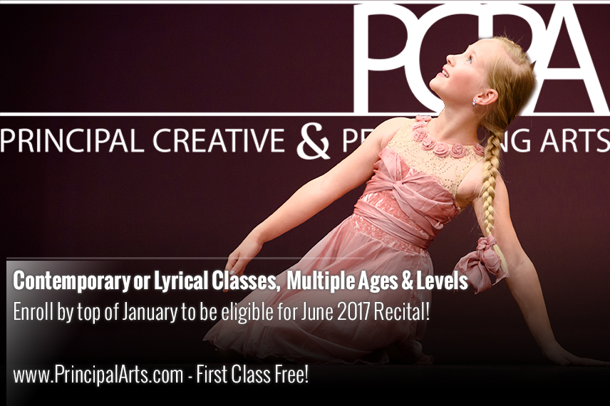 Contemporary/Lyrical Classes