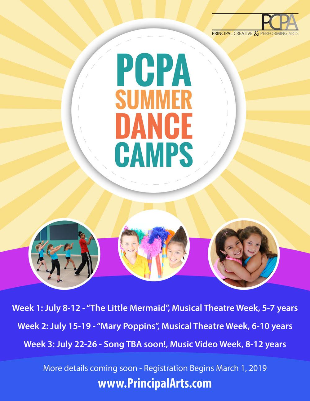 2016 Summer Dance Camps / Dance Intensive