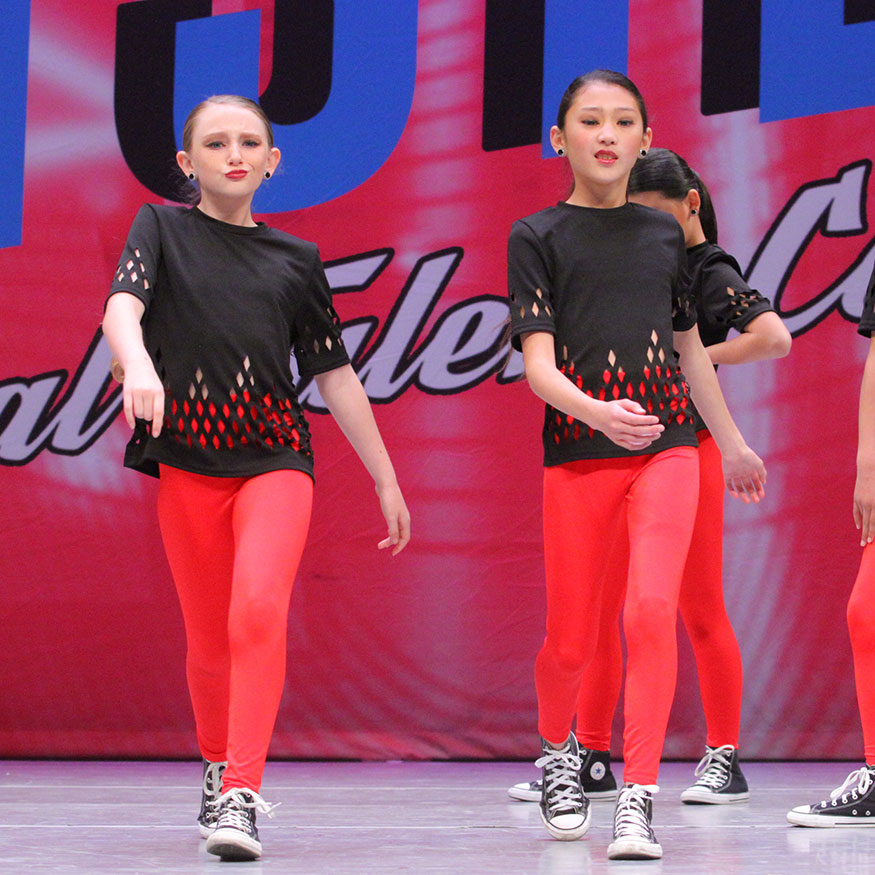 Int. Hip Hop Team