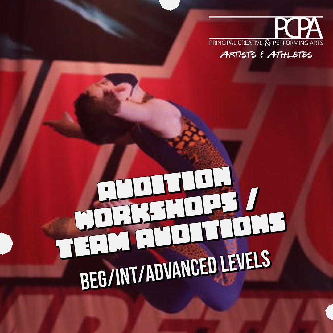 Summer Dance Workshops / Auditions