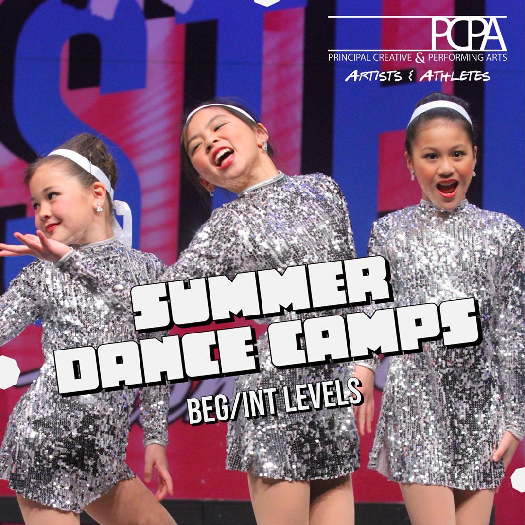 Summer Dance Camps 2021