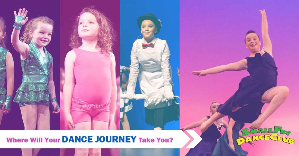 Small Fry Dance Club: Start Your Dance Journey